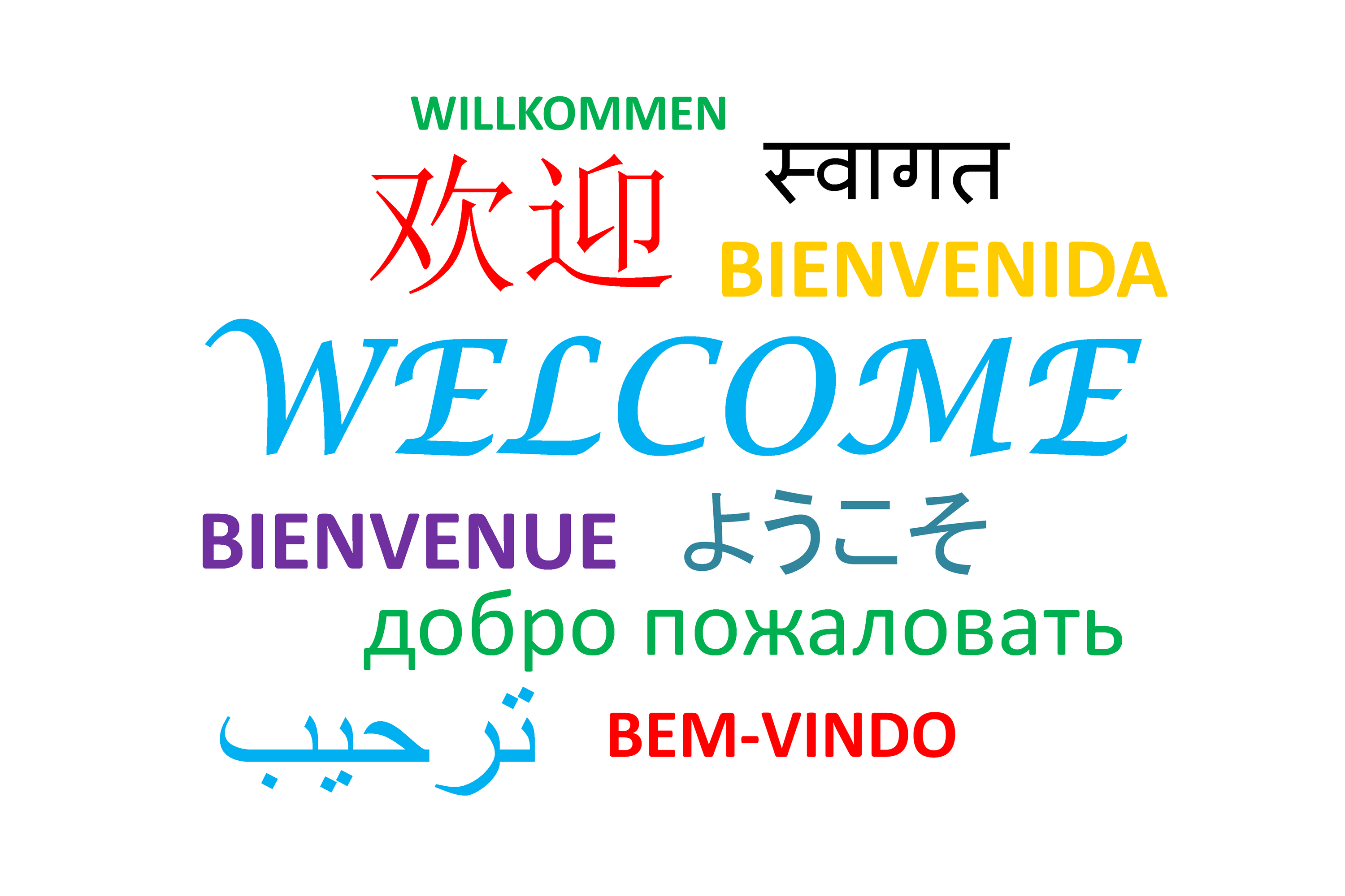 welcome, words, greeting